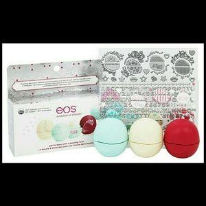 Eos Holiday edition! Rare DIY kit BONUS EOS
